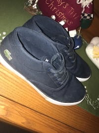 Lacoste basically brand new size 10 could fit 10.5 as well negotiable as well