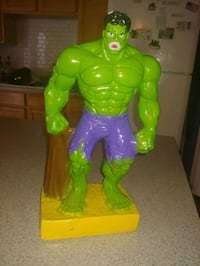 One-of-a-kind Incredible Hulk coin Bank Lehi, 84043