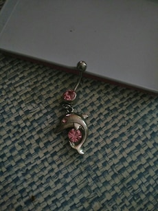 Vends Piercing au nombril