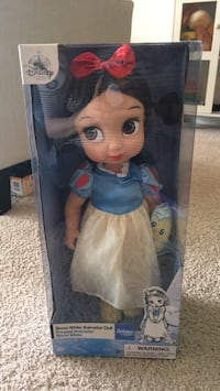 disney animations doll  Falls Church, 22042
