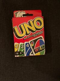 Uno cars new never opened or used