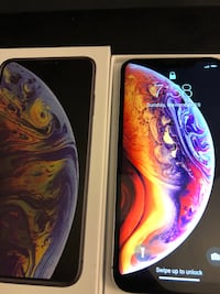 iPhone XS Max 512Gb Unlocked 54 km