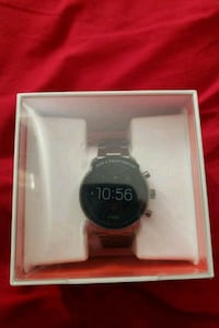 fossial gen 4 smartwatch new never opened gun met  El Cajon, 92021