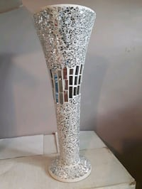 Sparkly vases/glass blocks
