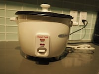 Persian rice cooker Vancouver, V6B 0P6