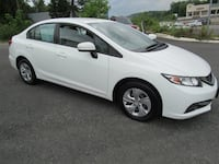 2014 Honda Civic Sedan 4dr CVT LX Woodbridge