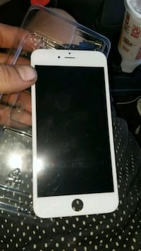I phone 6+ glass and LCD screen replacement   Oklahoma City, 73108