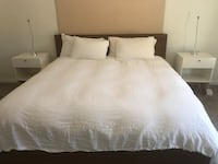 MUST GO! King mattress is great condition Las Vegas, 89107