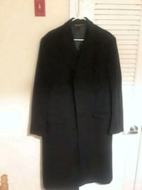Brook Brothers Golden Fleece cashmere coat Ashburn