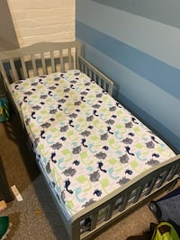 Toddler Bed with Mattress. New Never  Used. Washington, 20010