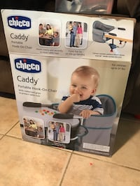 BRAND NEW Chicco portable hook-on chair Alexandria, 22312
