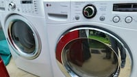 white front-load washing machine Lincolnia, 22312