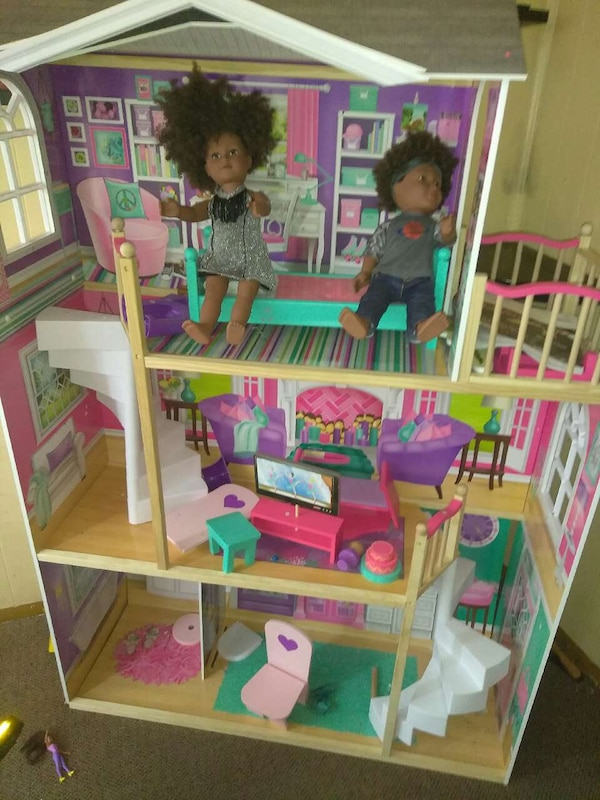 Groovy My Life Doll House Download Free Architecture Designs Scobabritishbridgeorg