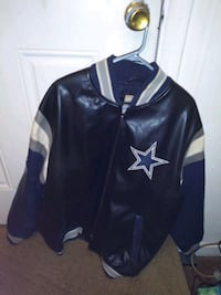 Dallas Cowboys collectable leather coat Norfolk, 23518