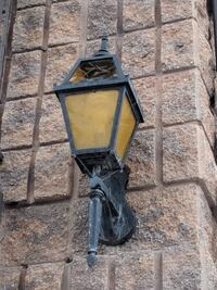 Cast Iron Colonial Lamps for outdoor use Niagara Falls