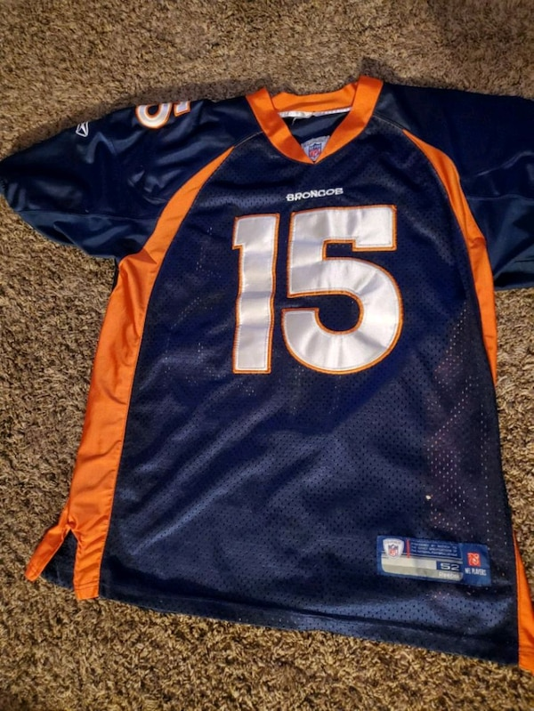 on sale f5b9a 36dfc Broncos Tim tebow Jersey