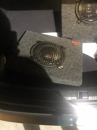 8 inch MTX thunder woofers