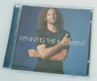 Cd. KENNY G THE MOMENT Zuia, 01130