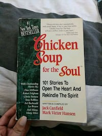Chicken Soup for the Soul by Jack Canfield book