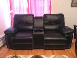 Two Leather Couches *Negotiable*