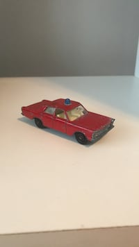 Ford galaxie matchbox by lesney The car is restored and painted  Toronto, M2K