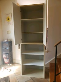 Book case/ cabinet w 2 bookcases avail sold separately  Cherry Hill, 08003