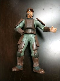 man in green suit action figure Indianapolis, 46227