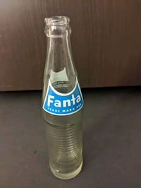 Vintage Fanta pop bottle Kelowna