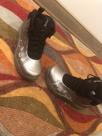 Air Bakin Posite Metallic Pewter Boots Washington, 20003
