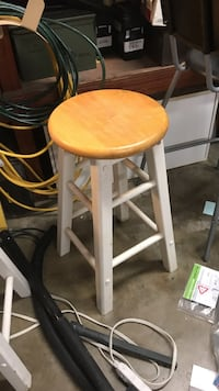Two wooden bar stools  Ventura, 93004