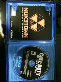 Call of Duty Black Ops 3 PS4 game disc Hyattsville, 20781
