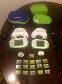 Leap Frog Leapster Explorers Chittenden County, 05468