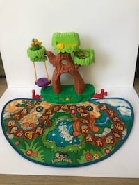 Fisher Price Interactive Zoo Animal Treehouse Los Angeles
