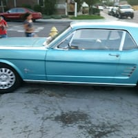 Ford - Mustang - 1966 2239 mi