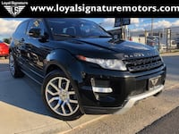 2012 Land Rover Range Rover Evoque Coupe Dynamic Van Nuys, 91401