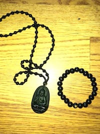 Buddah necklace and bracelet  Modesto, 95350