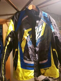 FLY Snowmobile jacket and Arctiva bibs