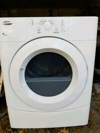 white front load clothes washer Arlington, 76016