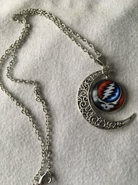 Grateful Dead SYF Crescent Necklace  Dayton, 45417