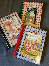 Gooseberry Patch Cookbook Collection