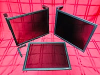 "3-3M PF400LB Black Framed Privacy Filter for LCD(14""-16"")/CRT(15"") Desktop Monitor Las Vegas, 89131"