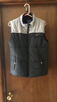 Youth Quilted Vest Milwaukee