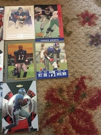 Giants football cards Westminster, 21158