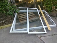 white wooden framed glass window Corpus Christi, 78411