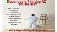 House Painting/Baseboards/Drywall Repair Gilbert, 85233