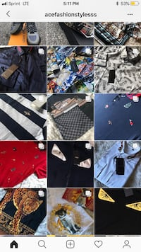 assorted-color clothes lot collage Eureka