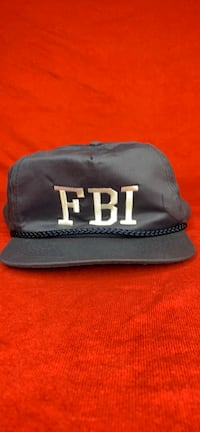 Adult FBI Hat Costume Halloween Atlanta