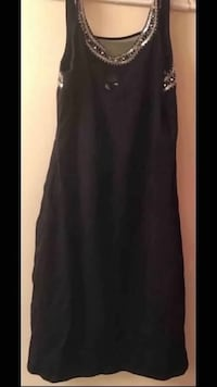 Black dress medium