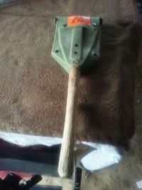 Viet-Nam Era Entrenching Tool Forest, 24551