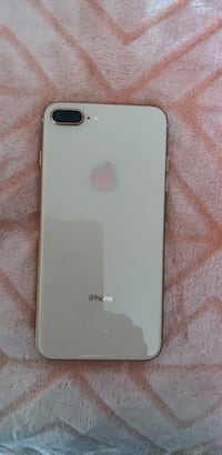 Gold iphone 7 plus with box brand new sprint carrier  Centereach, 11720
